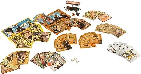 Asmodee Italy 8822 - Colt Express - Sheriff y Prisioneros: Amazon.es: Juguetes y juegos