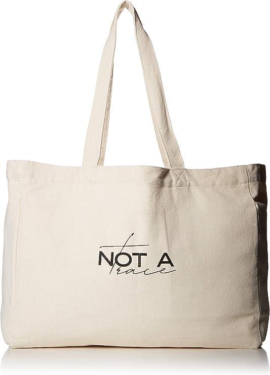 Bolsa de la compra reutilizable de algodón natural, bolsa grande ...