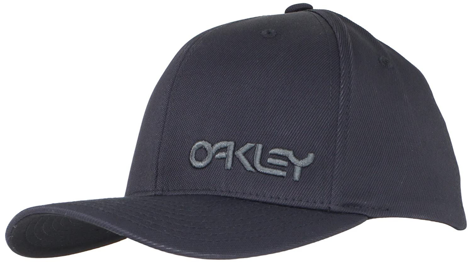 Oakley Small Factory Pilot Flex Fit - Gorra para hombre negro ...