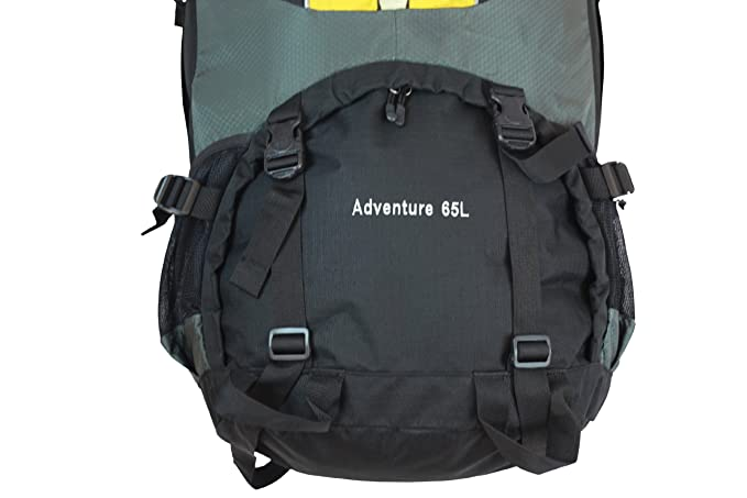 242373e5c7 Ledge Sports 65XT Outbound Ready Backpack (55+10-Liter)  Amazon.ca  Sports    Outdoors