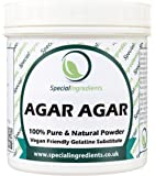 Special Ingredients Agar Agar Premium Quality Powder 100 g