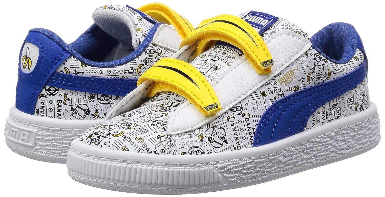 Minions Inf Unisex Basket Kinder V Sneaker Puma n0OwkP