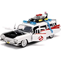 Jada JA99731 Hollywood Rides 1:24 Ghostbusters ECTO-1, Multi-Colored, One Size