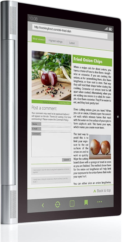 Lenovo Yoga - Tablet (Tableta de tamaño Completo, Pizarra, Android ...