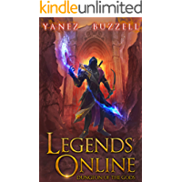 Dungeon of the Gods: A LitRPG Journey (Legends Online Book 2)