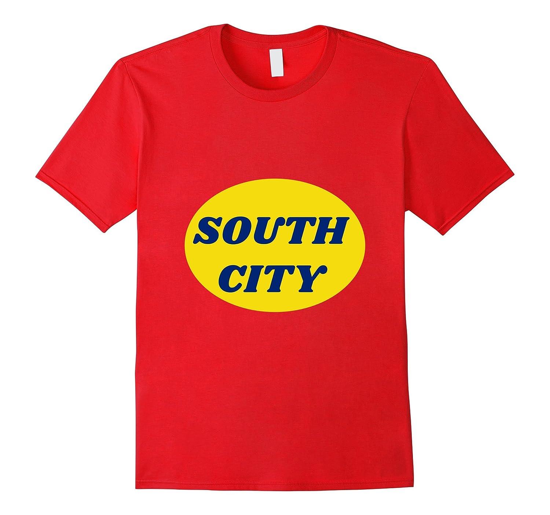St Louis Missouri  South City Pride Resident T-Shirt-Vaci