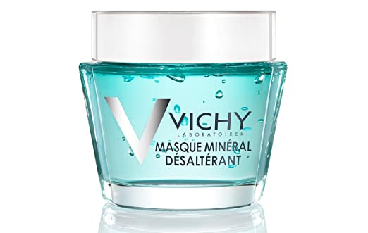 Vichy Quenching Mineral Facial Mask for Dry Skin