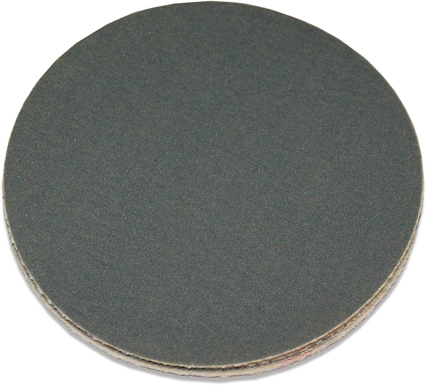 Lot de 5 disques abrasifs D115 mm K400