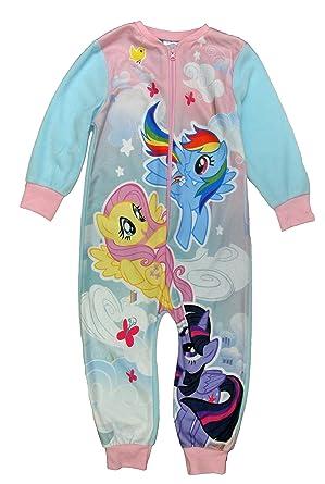 569444bebb My Little Pony -Mädchen strampler,Ganzkörper Schlafanzug für kinder,  Schlafoverall, Hausanzug,