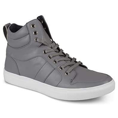 Vance Co. Mens Lace-up High Top Sneaker