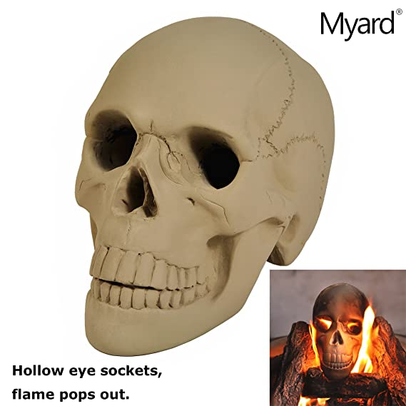 Make Your Fire Pits Burn With The Skulls Of Your Enemies