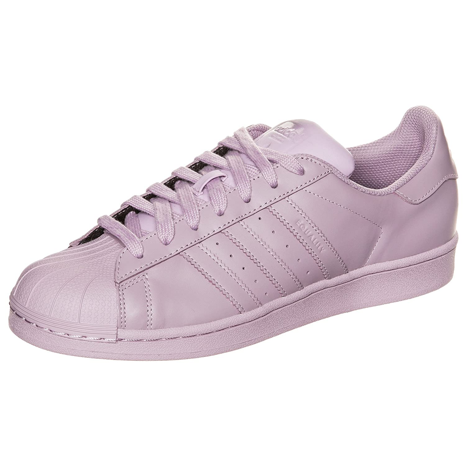 photos officielles 4aa16 69970 Adidas Superstar Pharrell Williams Men's Sneakers lilac Size ...