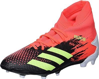 Regeneración cuello Monopolio  Amazon.com: Zapato de fútbol Adidas Predator 20.3 para hombre, terreno  firme.: Shoes