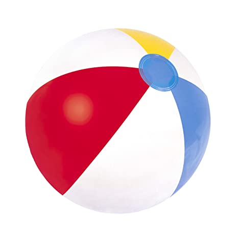 Bestway 24 Panel Beach Ball - Juguete Hinchable