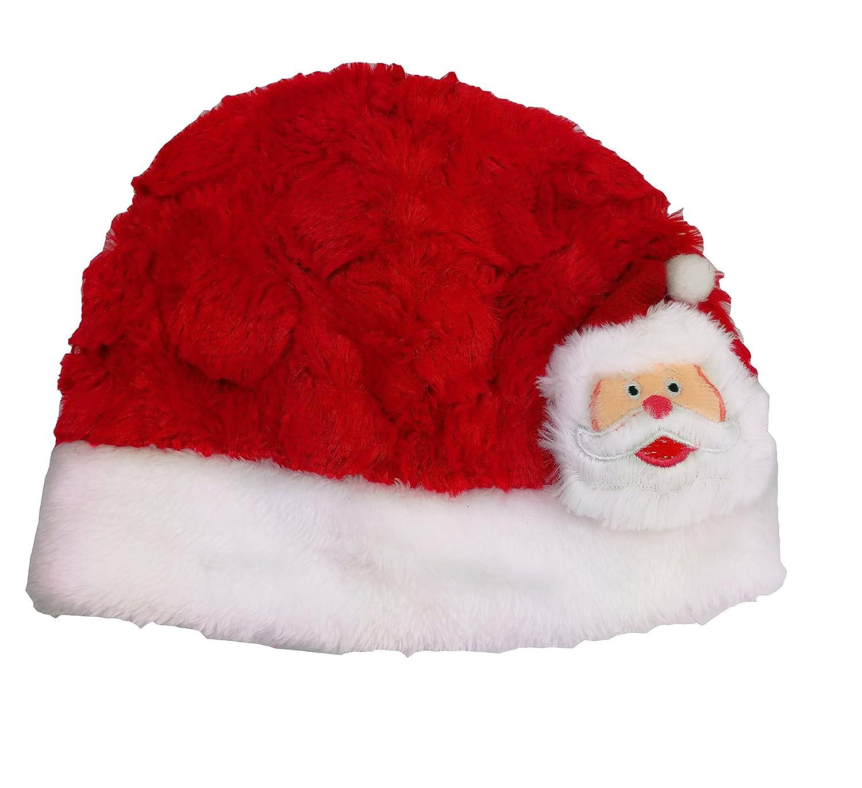 3cf0b8c55c3af Bonnet père Noel chapeau NOEL pour Adulte   Enfant    Bébé  (Bébé ...