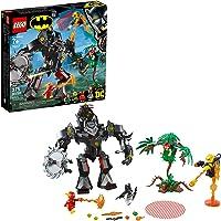 LEGO DC Comics Robot de Batman Vs. Robot de Hiedra Venenosa