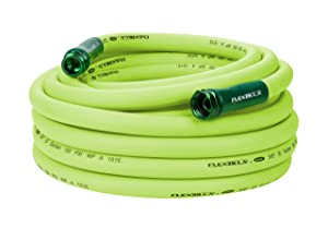 Flexzilla Garden Lead-in Hose 5/8 in. x 50 ft, 50' (feet) HFZG550YW