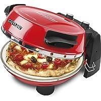 G3Ferrari G10032 nóż do pizzy, piec Napoletana z dodatkowym kamieniem w pokrywie do zapiekania