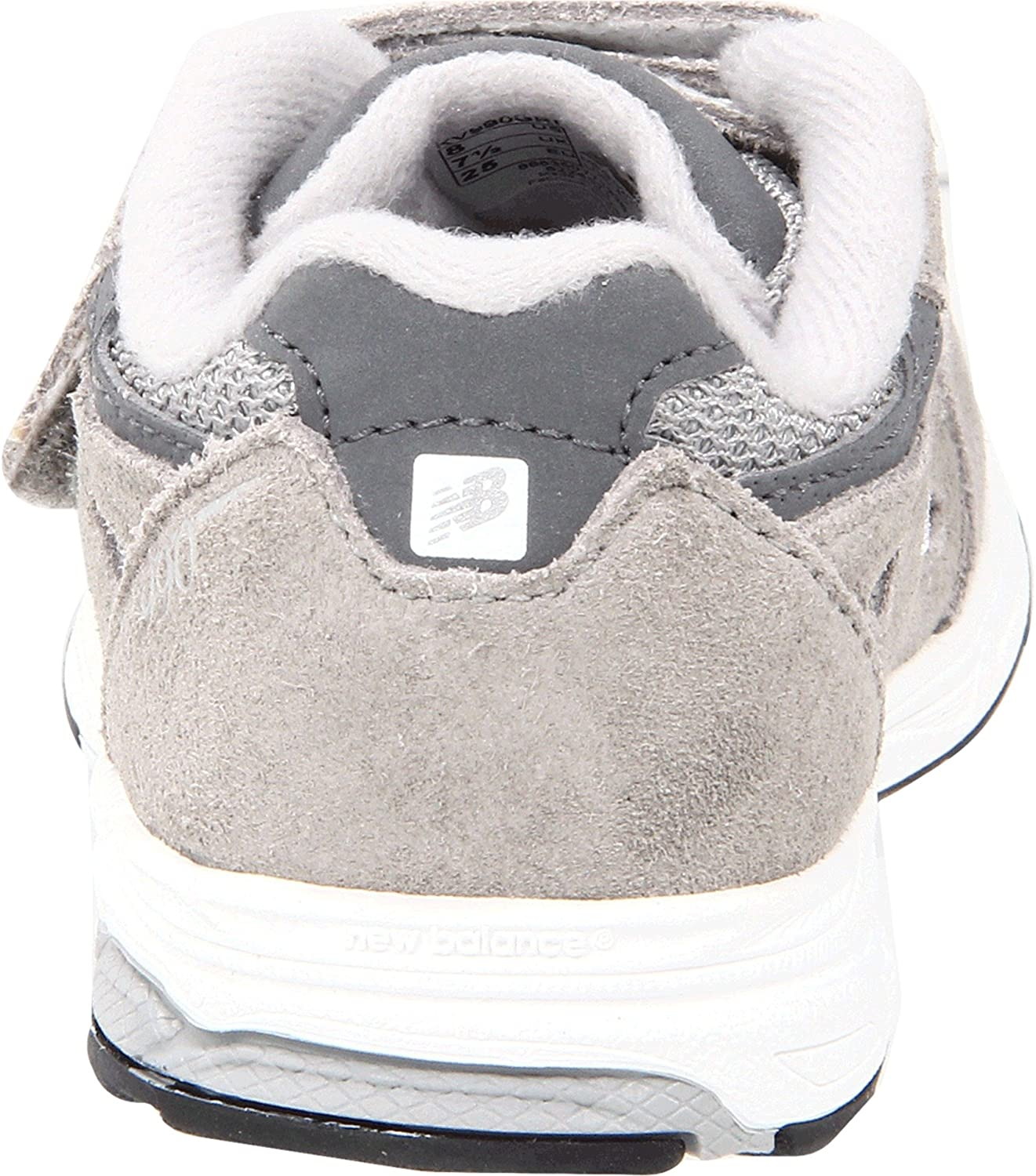New Balance KV990 Hook and Loop Running Shoe Infant