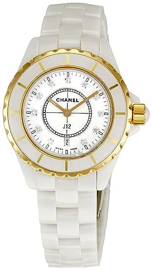 Chanel H2181 - Reloj de pulsera hombre, cerámica