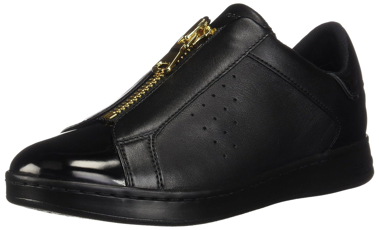 Geox D Jaysen A, Zapatillas sin Cordones para Mujer