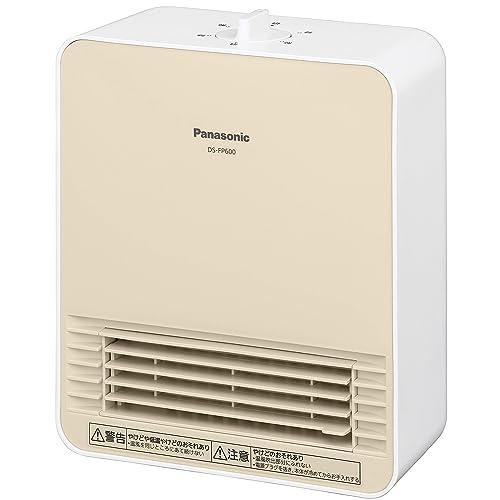 防滴仕様で安心のPanasonic「セラミックファンヒーター DS-FP600」