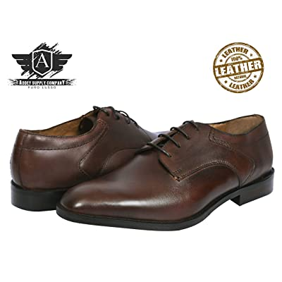 Addey Supply Company Men's Ridge Oxford Classic Shoe: Shoes