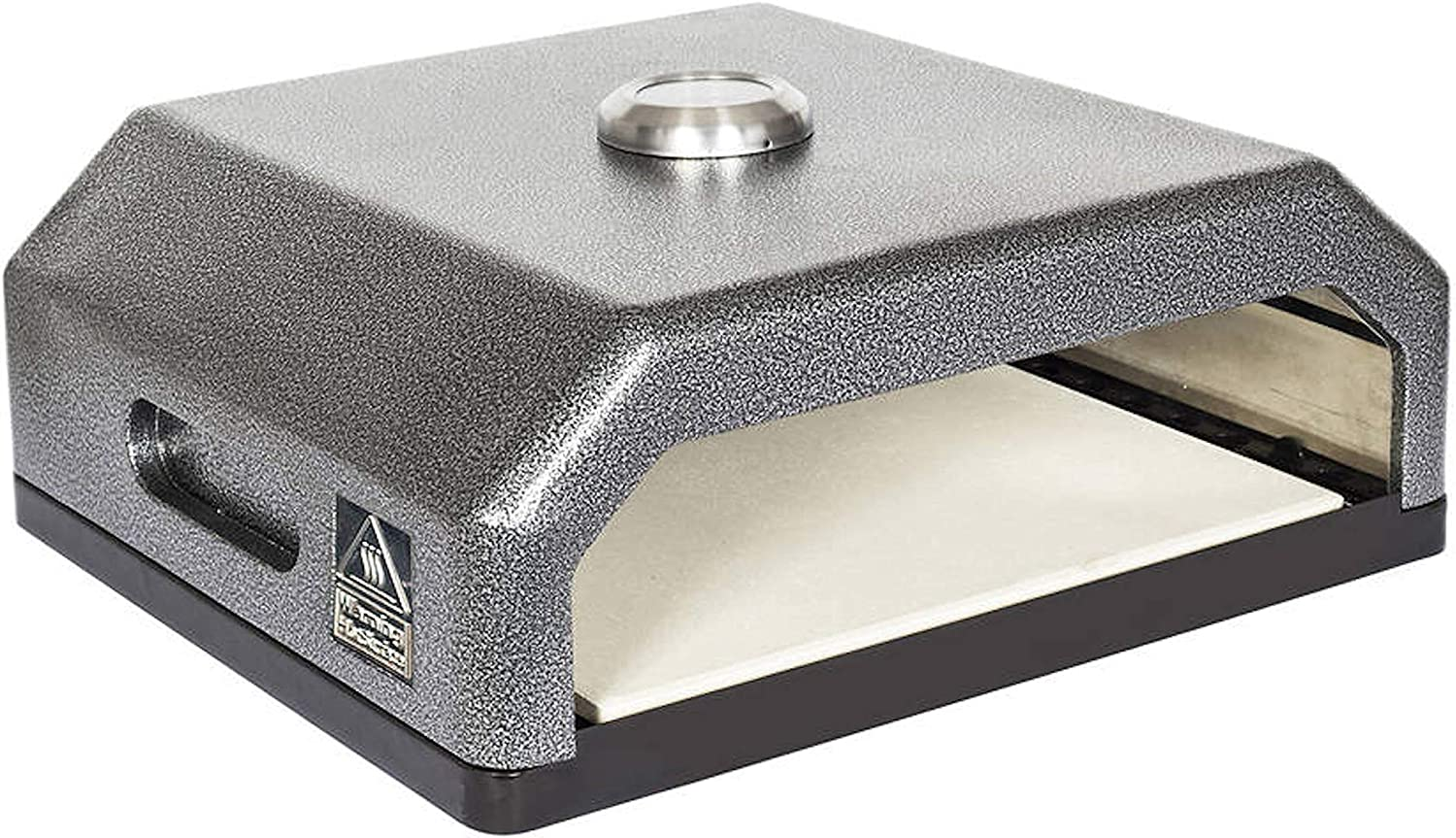 Oxford Barbecues 56255OL Gourmet Pizza Oven, Grey, 35 x 40 x 15 cm