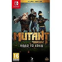 Mutant Year Zero - Road to Eden Deluxe Edition - - Nintendo Switch