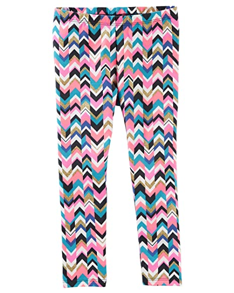 Oshkosh Girls Leggings Stars Full Lenght Kids' Clothing, Shoes & Accs