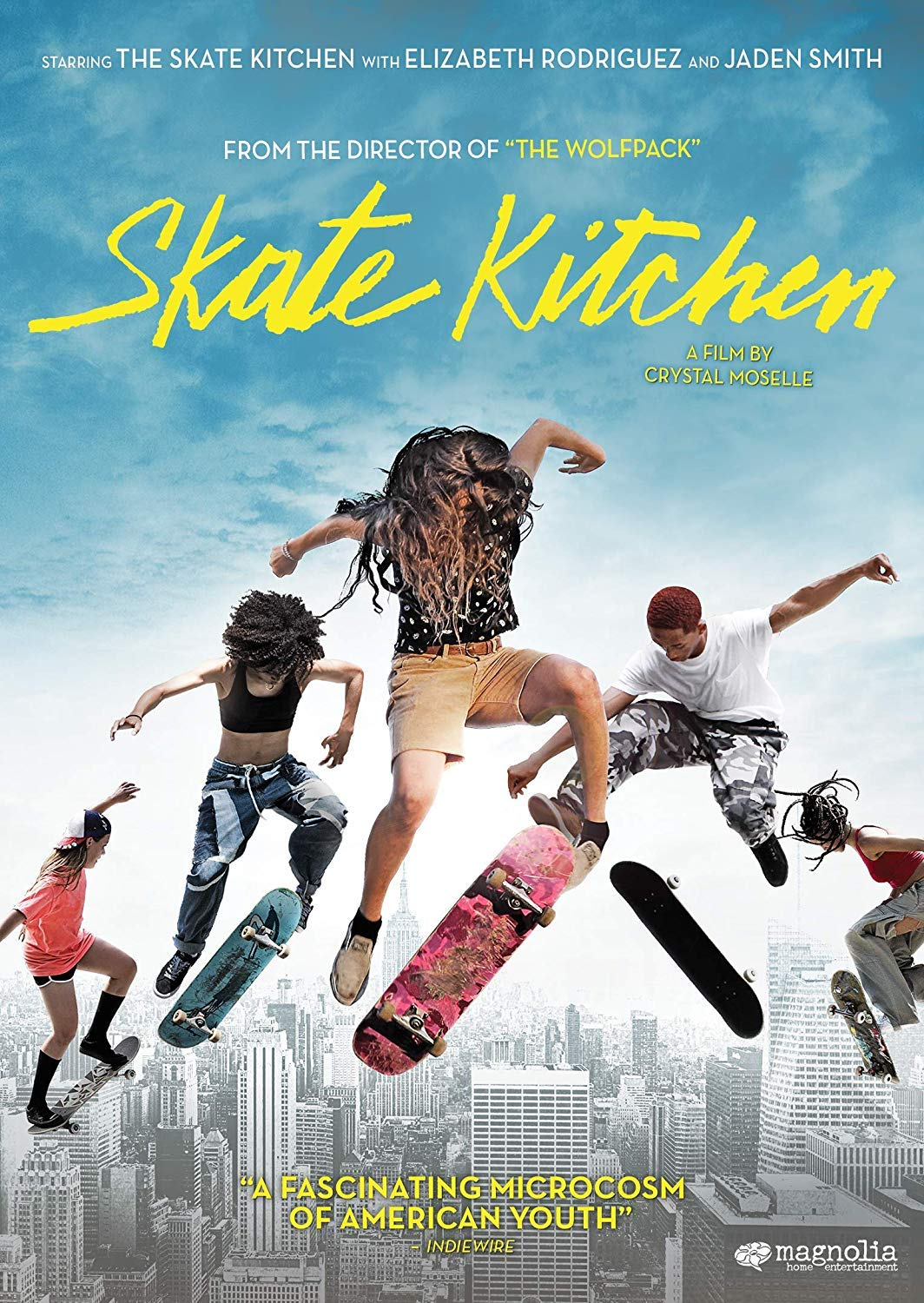 Skate kitchen best skateboard movies