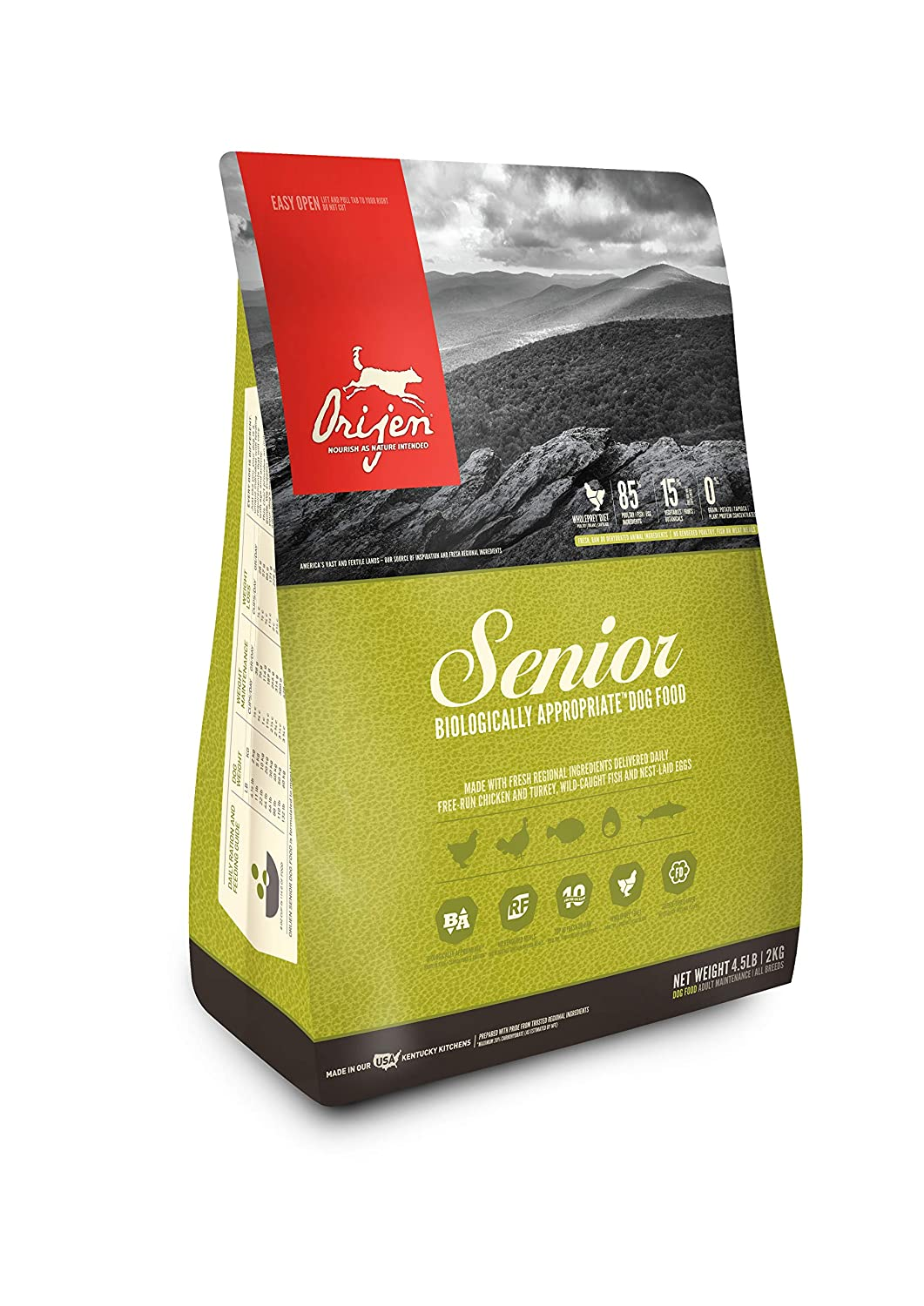 Best Senior Dog Food 1