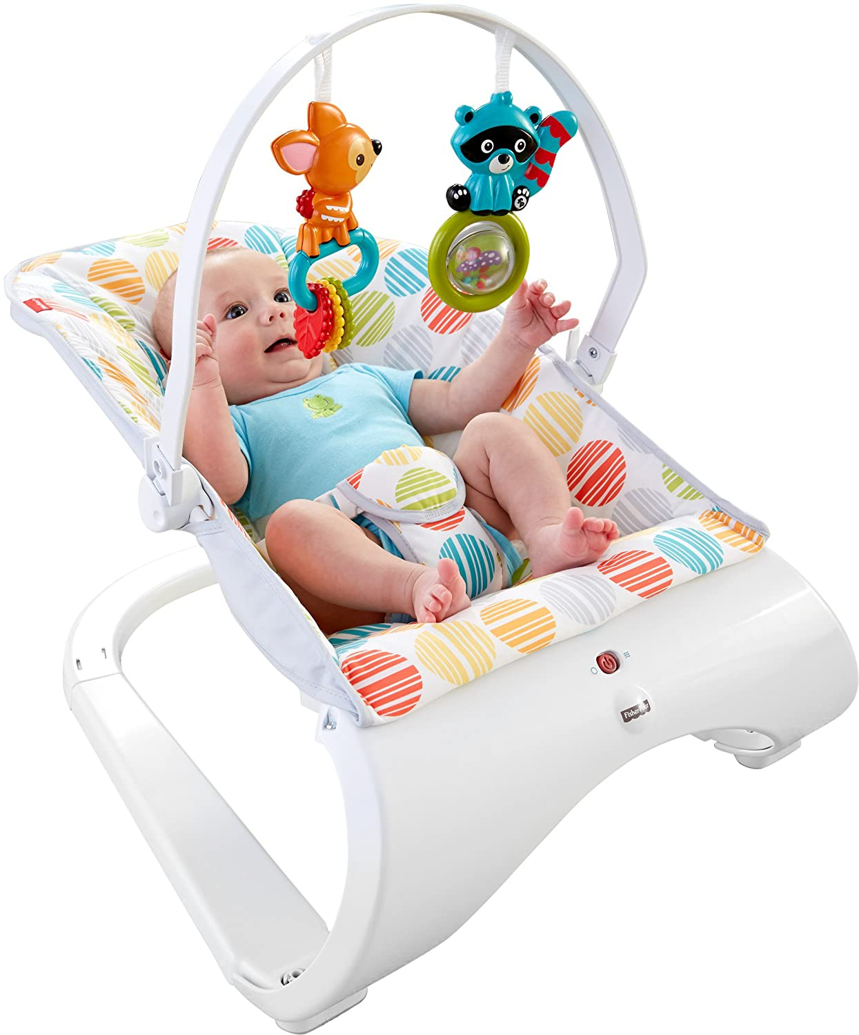 Fisher-Price Comfort Curve Bouncer Multi color  sc 1 st  Jaxslist & Baby Bouncers - Jaxslist
