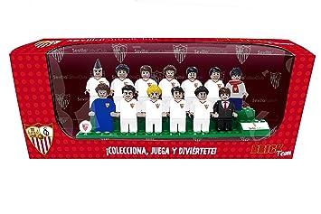 Sevilla FC Brick Team (10643), Multicolor (Eleven Force 1 ...
