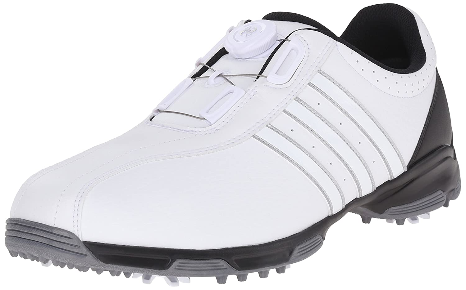 hot sale online 52a49 38aa4 Amazon.com  adidas Mens 360 Traxion Boa Golf Cleated  Golf