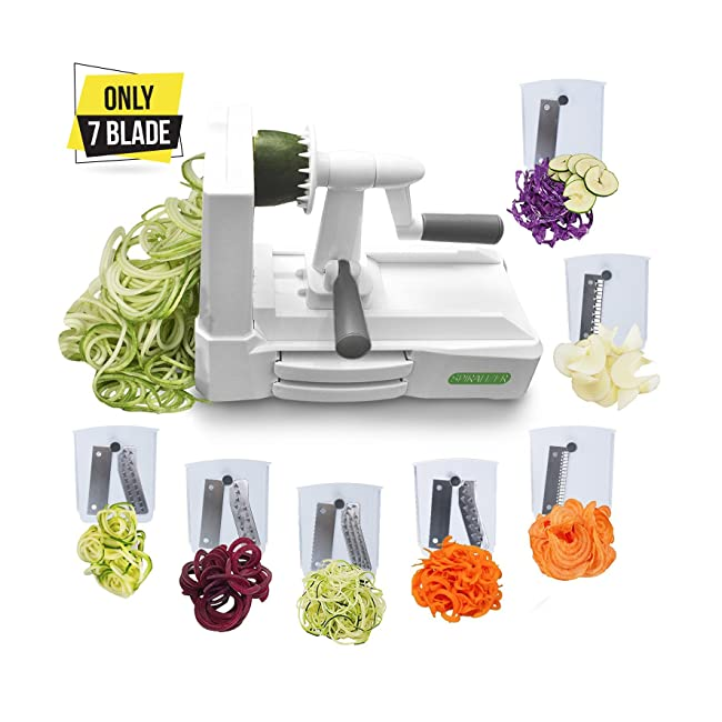 Spiralizer Ultimate Only 7-Blade Vegetable Sli...