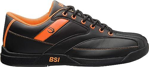 582-6 Bowling Shoes, Black/Orange