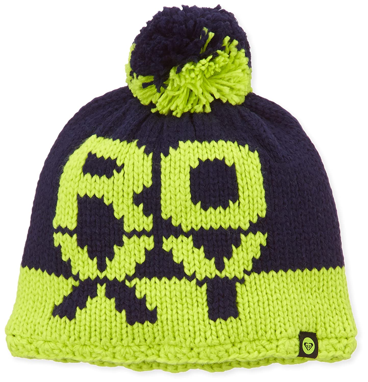 467eb720567 Roxy Fjord Hat Bright White black Peacoat Size FR   Taille unique (Taille  Fabricant   Taille unique)  Amazon.co.uk  Sports   Outdoors
