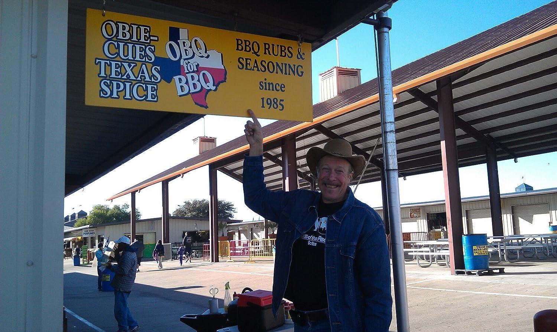 Del obie-cue bigbull Texas brisket Rub, la barbacoa Spice ...
