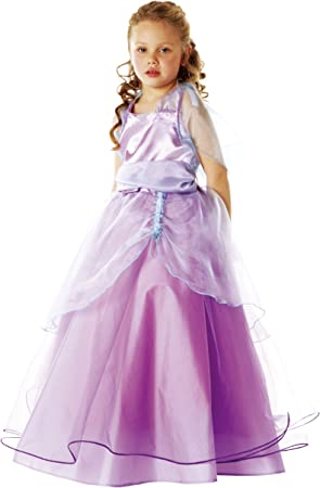 Amazon.es: Mattel A805-002 - Disfraz de Barbie Reina del baile (8 ...