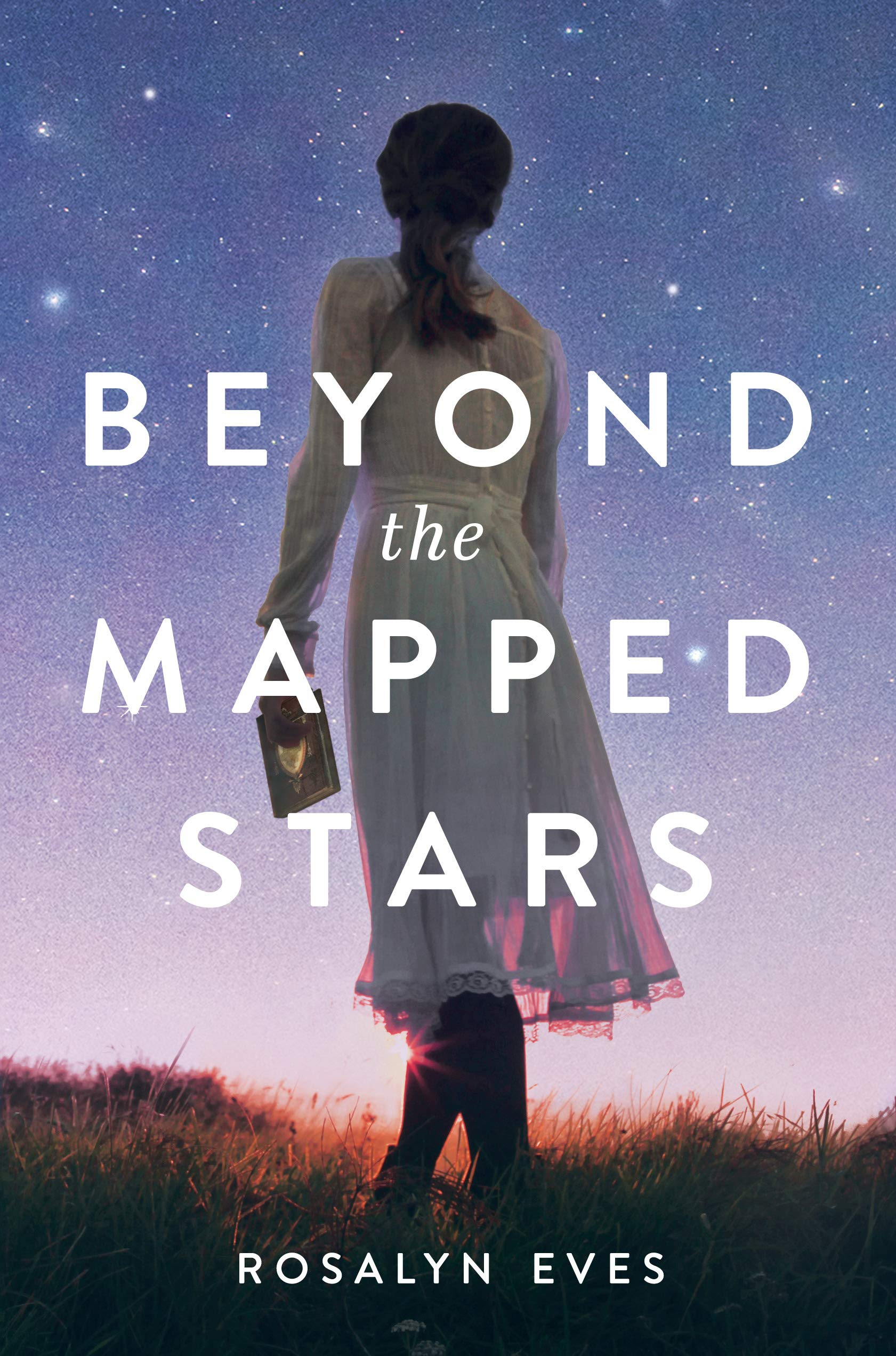 Amazon.com: Beyond the Mapped Stars: 9781984849557: Eves, Rosalyn: Books