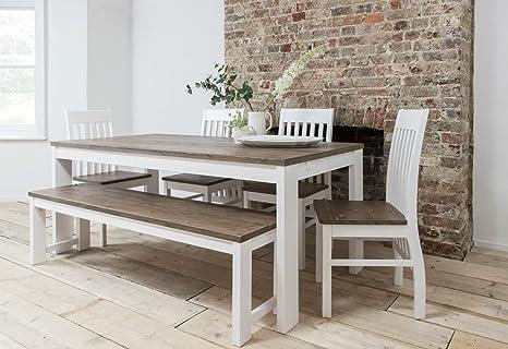 Cravog - Setdella linea Hever tavolo e sedie per sala da pranzo ...