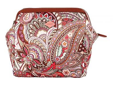 882c6e2f5048b Oilily Eau de Fleurs M Frame Toiletry Bag Vintage Pink  Amazon.co.uk  Shoes    Bags
