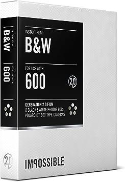 Imposible Project Blanco y Negro 600 – Película generación 2 ...