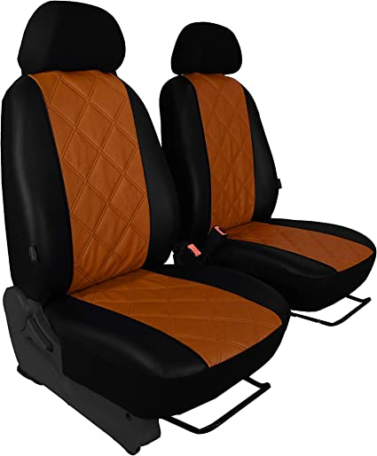 1 ECO LEATHER VAN UNIVERSAL SEAT COVERS forMERCEDES VITO 1
