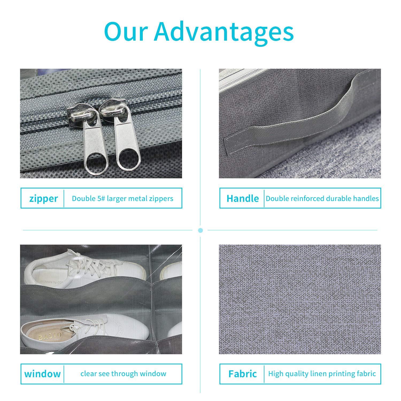 Materiales del calidad  100% tela y cierre de cremallera