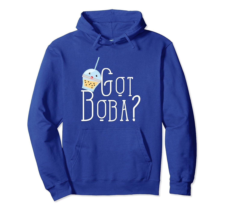 Got boba? Funny Bubble Drink Lover Tea Cute Hoodie-ln