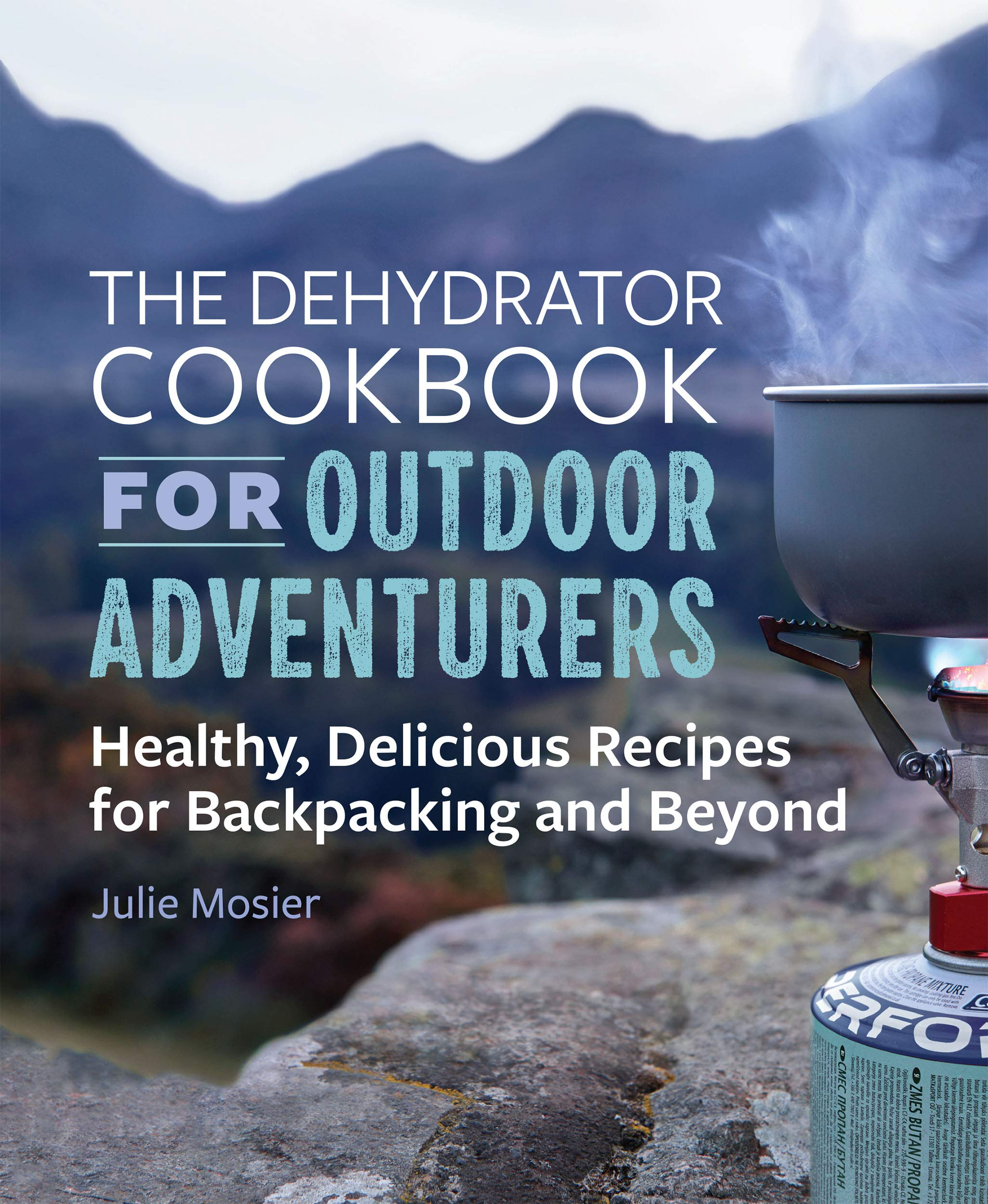 Dehydrator Cookbook Outdoor Adventurers Backpacking product image