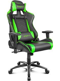 Drift Gaming DR150BG - Silla, Verde