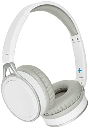 TecPlus Aspire - Auriculares de diadema cerrados con Bluetooth (inalámbricos, plegables, compatibles con smartphone Android y Apple, tabletas y dispositivos ...